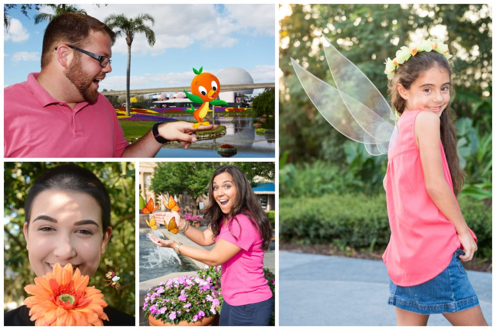 Flora, Fauna and Photos! Your Epcot International Flower & Garden Festival Disney PhotoPass Guide 1