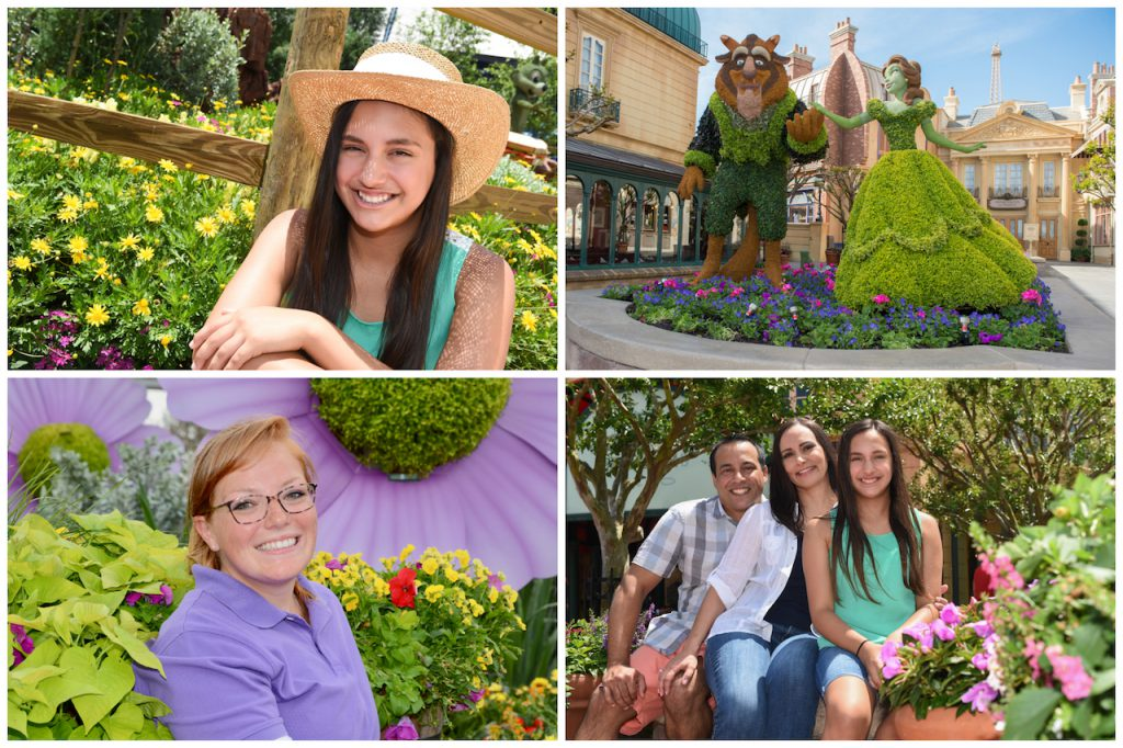 Flora, Fauna and Photos! Your Epcot International Flower & Garden Festival Disney PhotoPass Guide 2