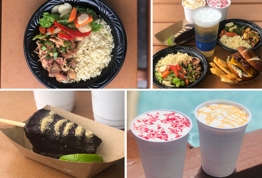 Food at Disney's Blizzard Beach Water Park
