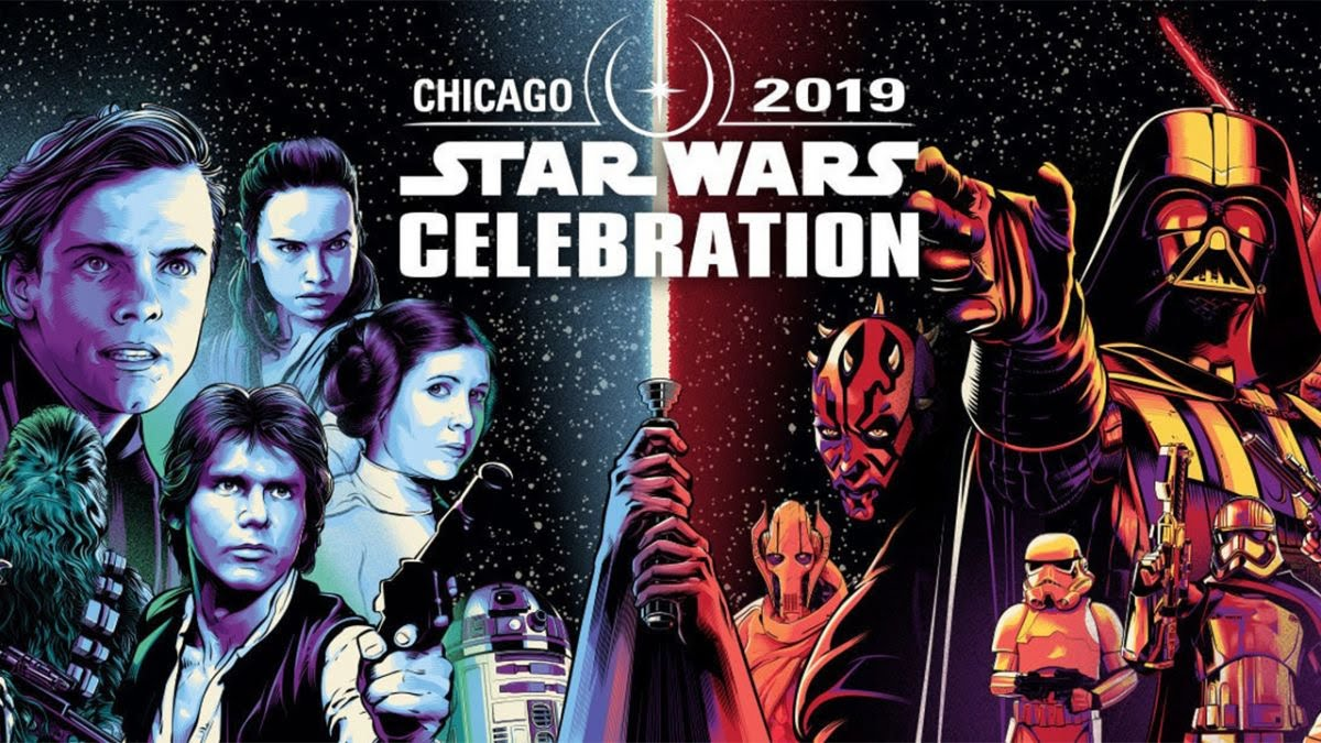 #DisneyParksLIVE to Stream the Parks & Resorts Presentation Live from the Star Wars Celebration April 13 1