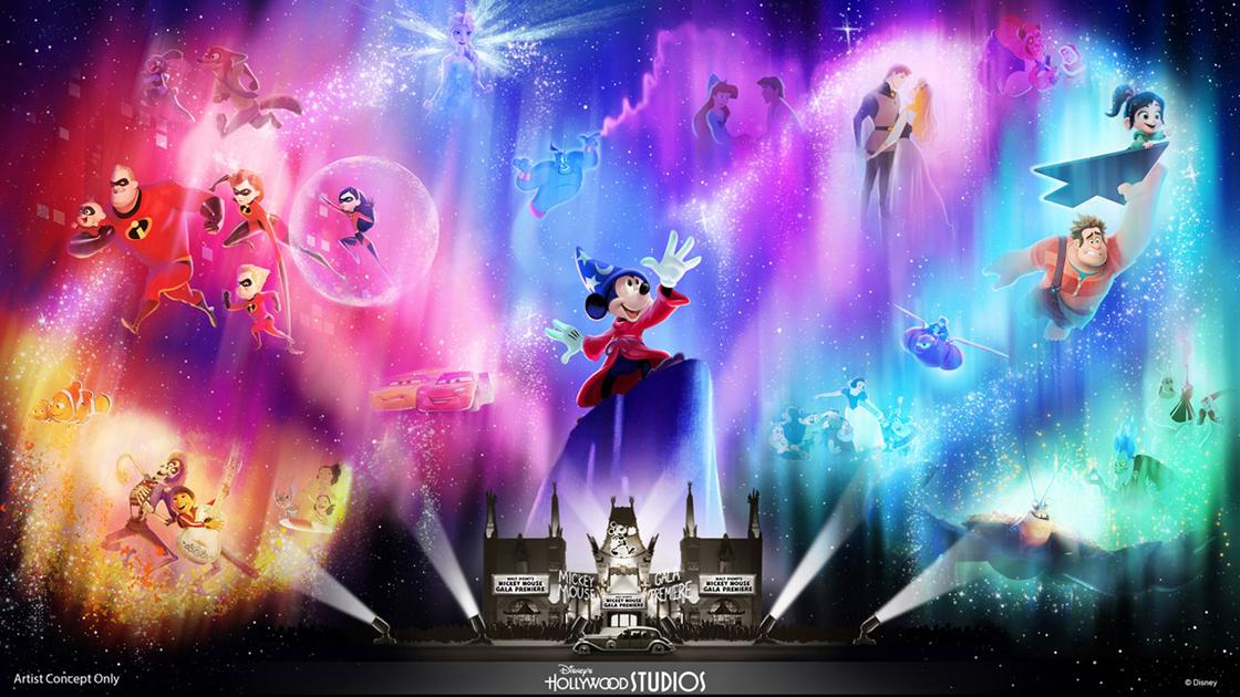 Creating 'Wonderful World of Animation' for Disney's Hollywood Studios 1