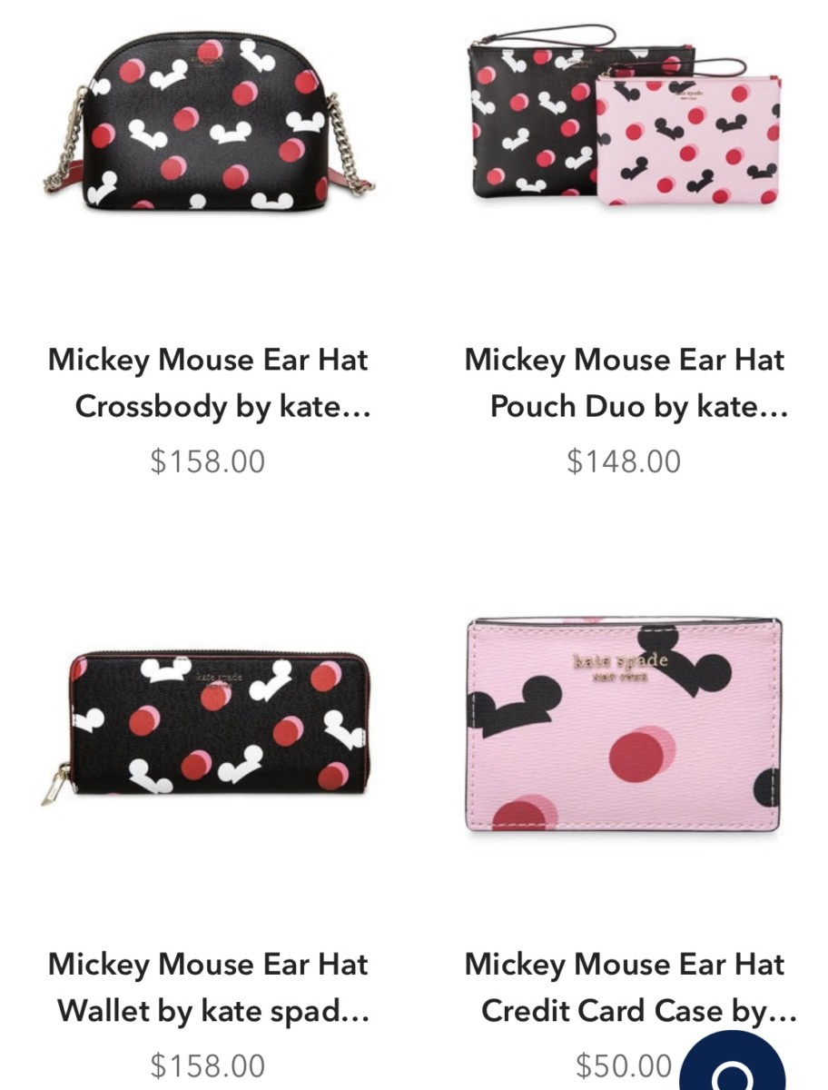 Mickey Mouse Ear Hat Collection by Kate Spade, Now Online! #DisneyStyle 4