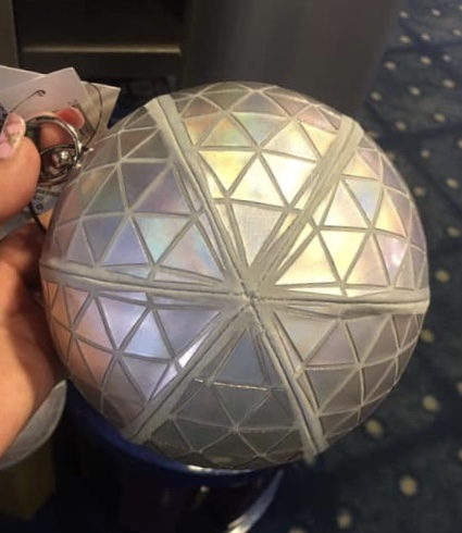 New Spaceship Earth Wristlet at Epcot 1
