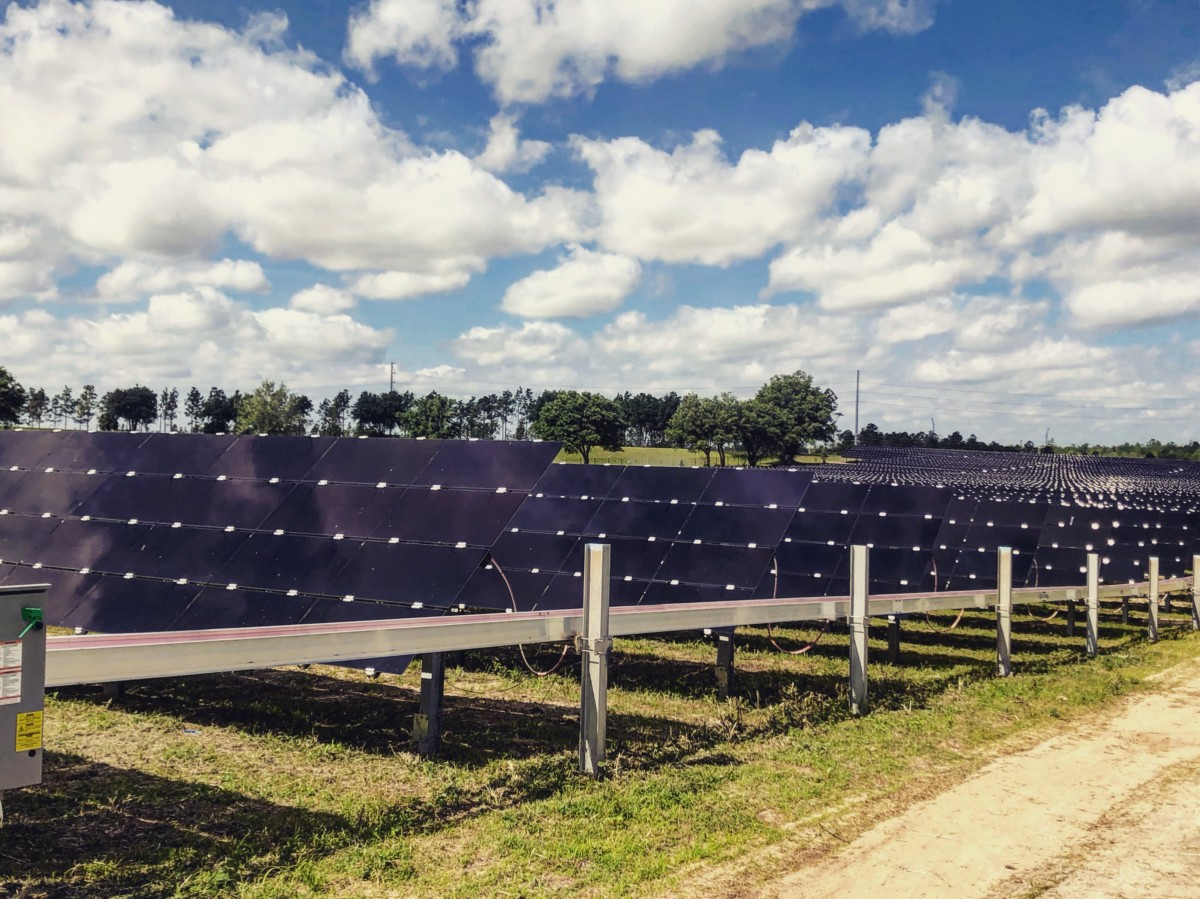 Touring the New Solar Facility at Walt Disney World #earthmonth 3