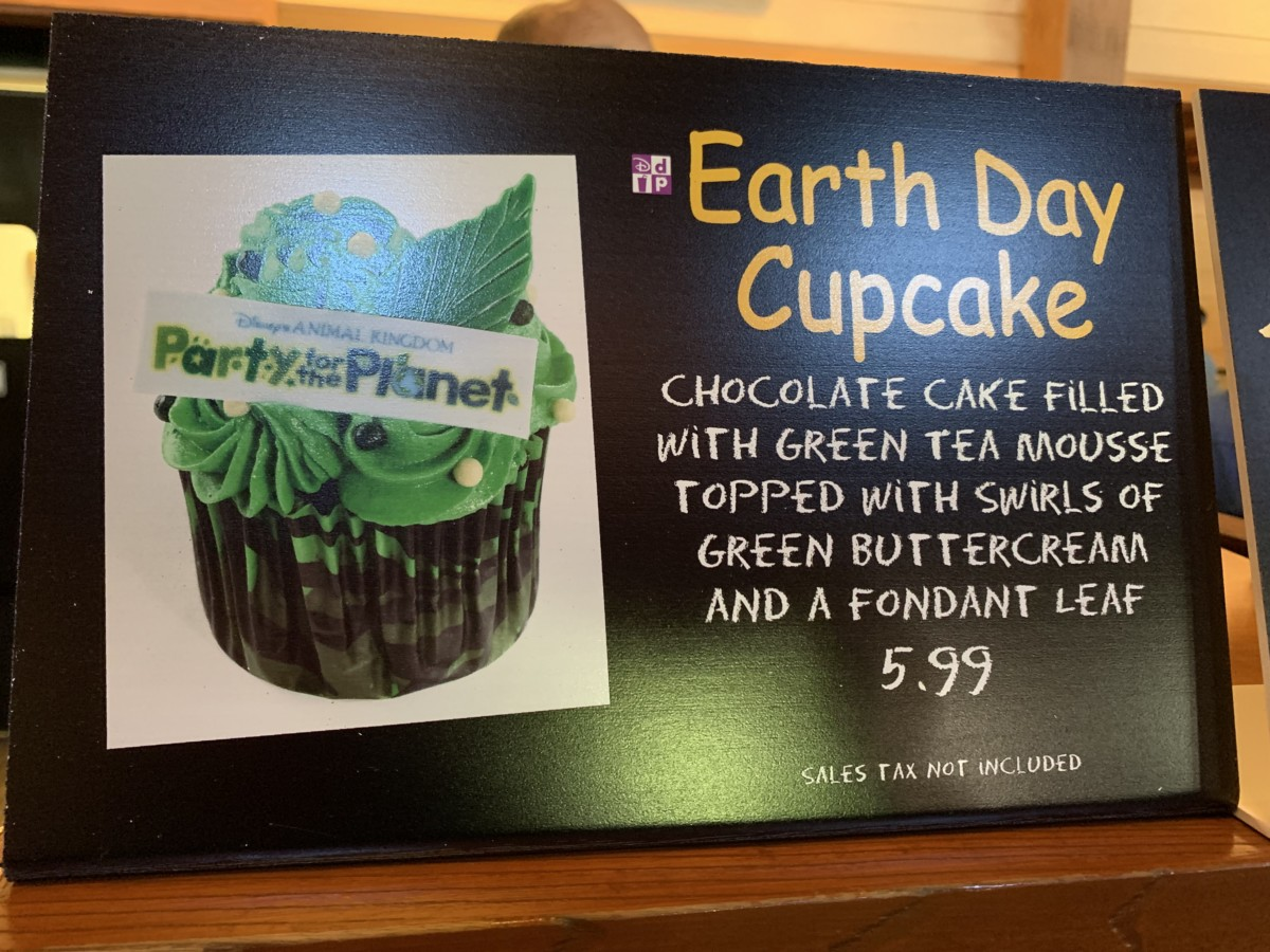 Celebrate Earth Day at Animal Kingdom With Some Tasty Treats 1