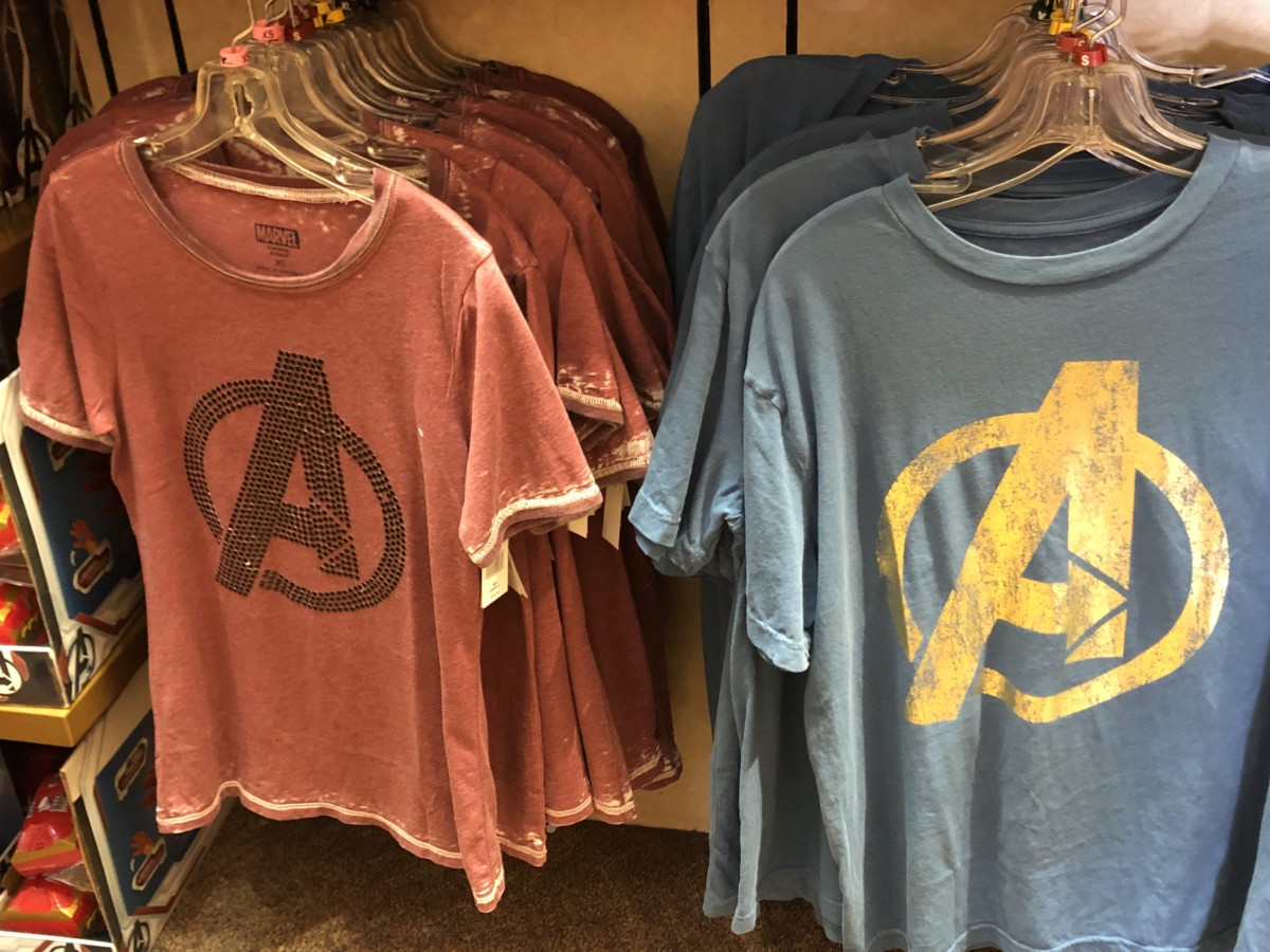 New Avengers Merchandise at Disney Parks! 2