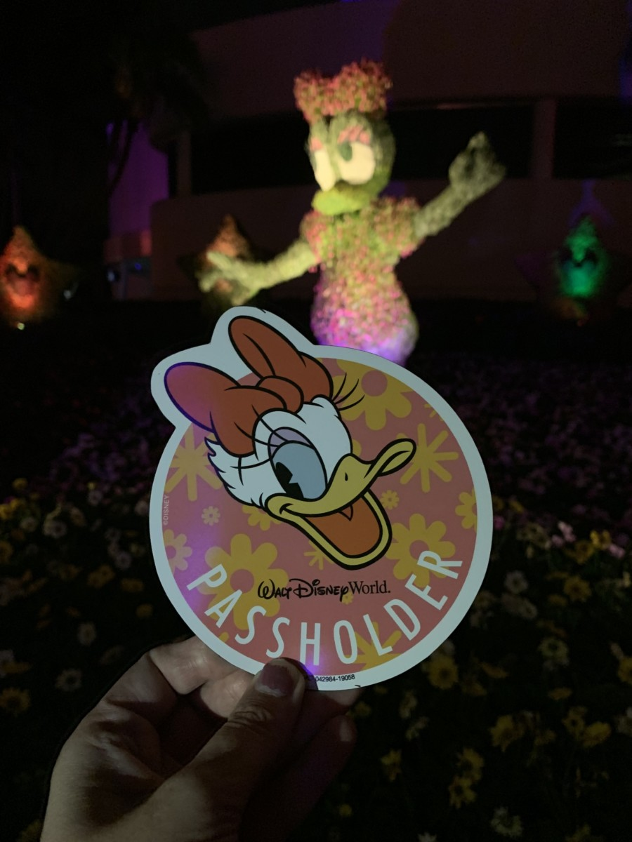 New Spirited Annual Passholder Merchandise Hits Shelves At Epcot's Flower and Garden Festival 1