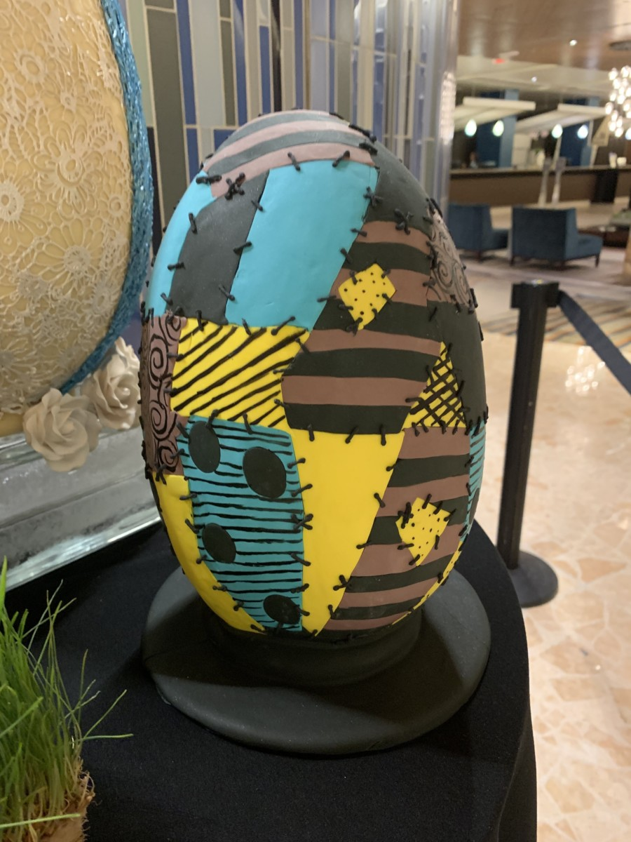 Fabulous Easter Egg Display at The Contemporary Resort 10