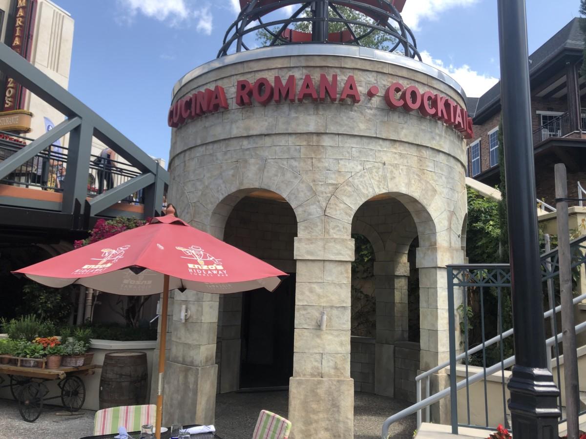 Enzo's Hideaway & Tunnel Bar, #DisneySprings 4