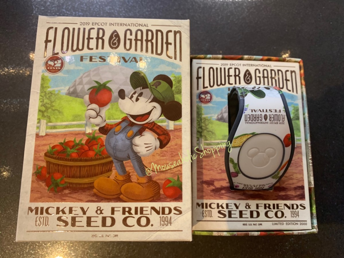 New Spirited Annual Passholder Merchandise Hits Shelves At Epcot's Flower and Garden Festival 9