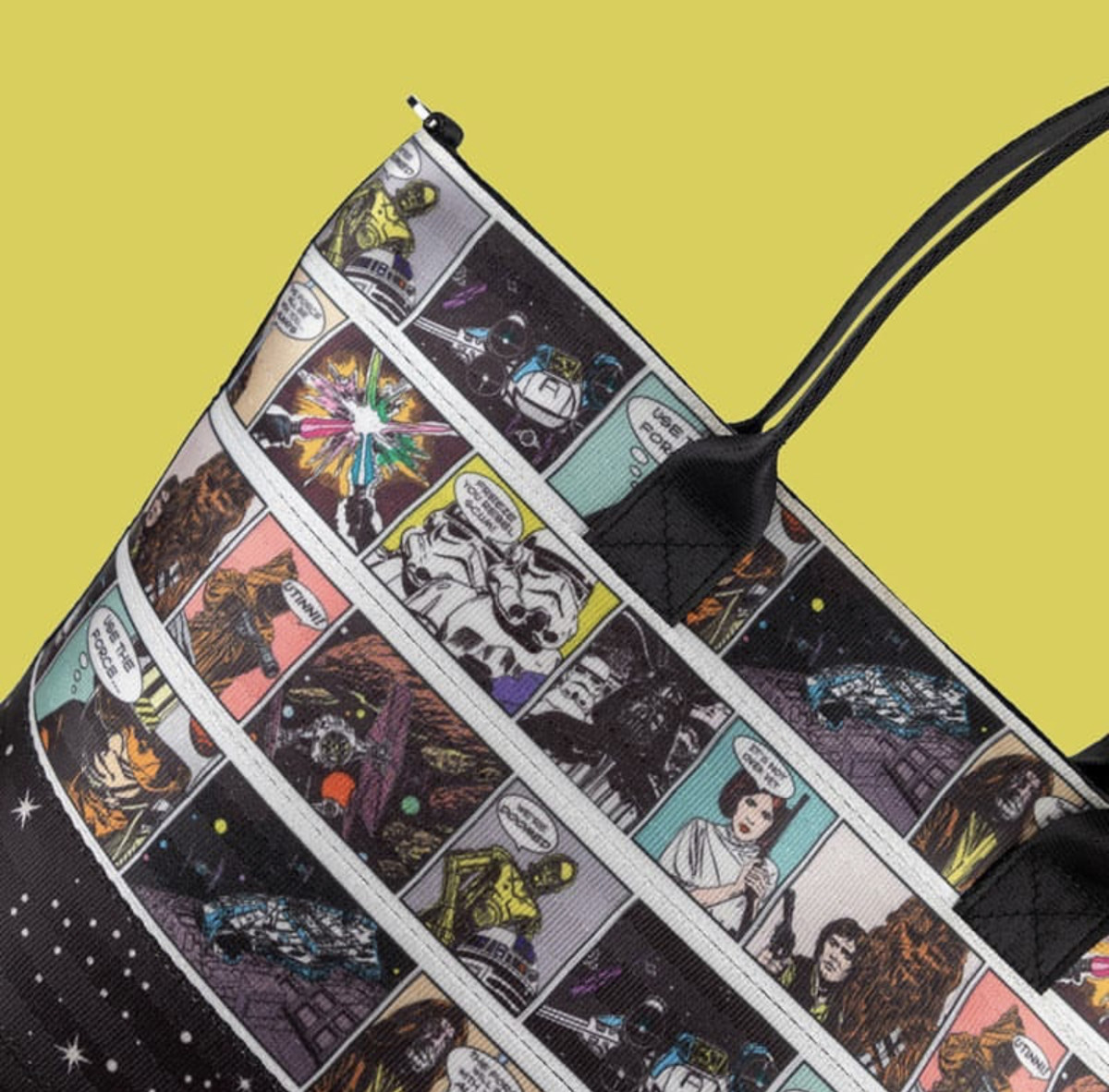 Sneak Peek Of New Harveys Star Wars Bags - They're Out Of This World 4