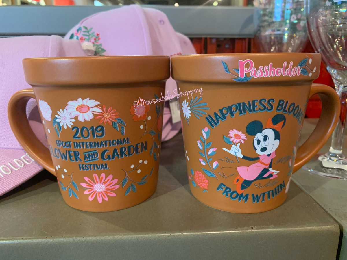 New Spirited Annual Passholder Merchandise Hits Shelves At Epcot's Flower and Garden Festival 3