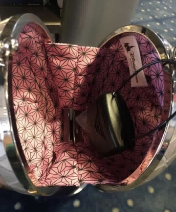 New Spaceship Earth Wristlet at Epcot 3