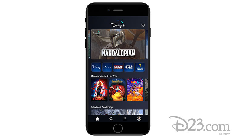 All The Details About Disney+ Announced 2