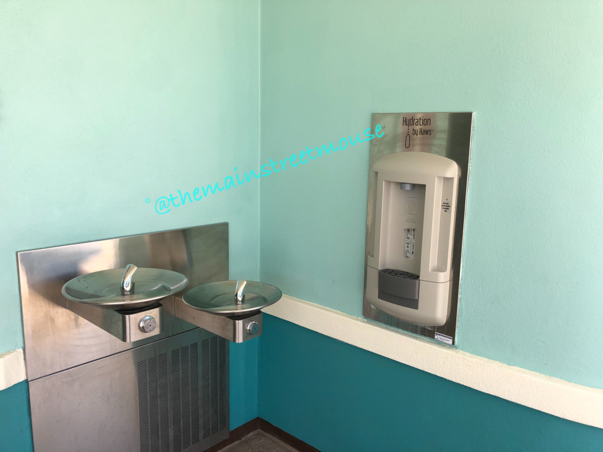 New Filtrated Water Stations at Hollywood Studios 7