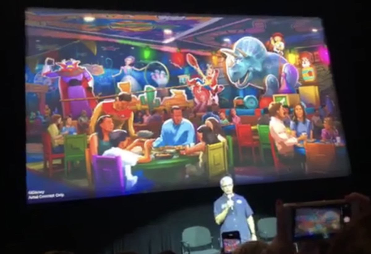 New Toy Story Restaurant Coming To Disney's Hollywood Studios 5