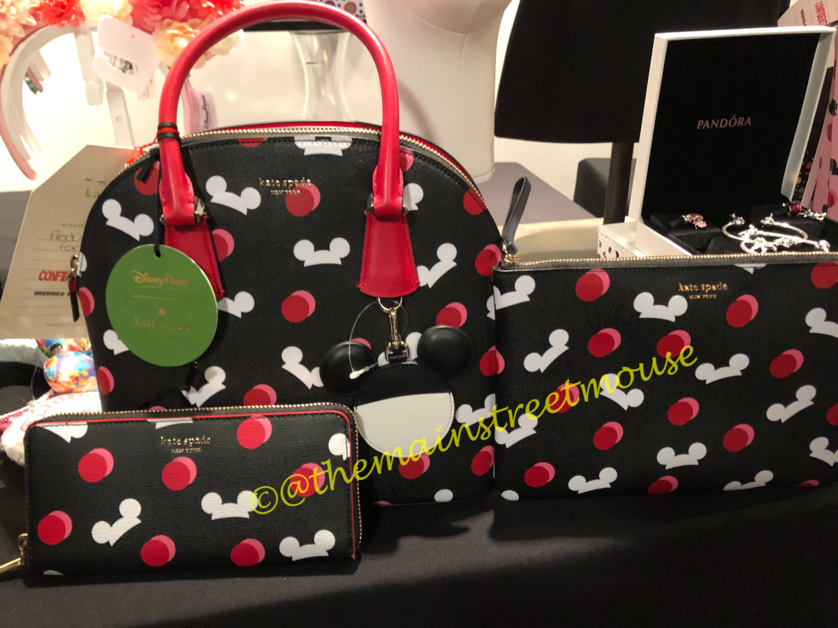 Mickey Mouse Ear Hat Collection by Kate Spade, Now Online! #DisneyStyle 1