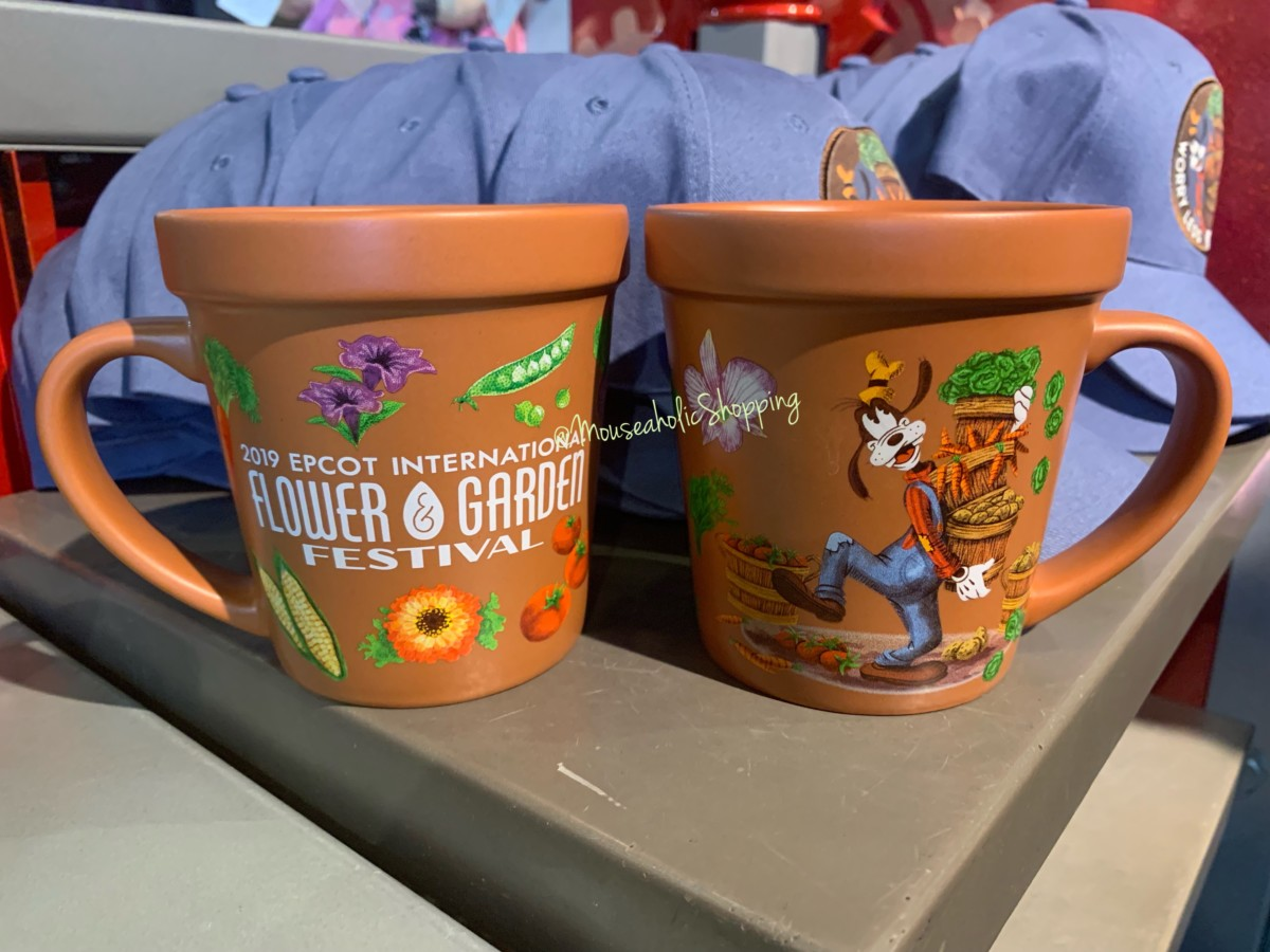 New Spirited Annual Passholder Merchandise Hits Shelves At Epcot's Flower and Garden Festival 2