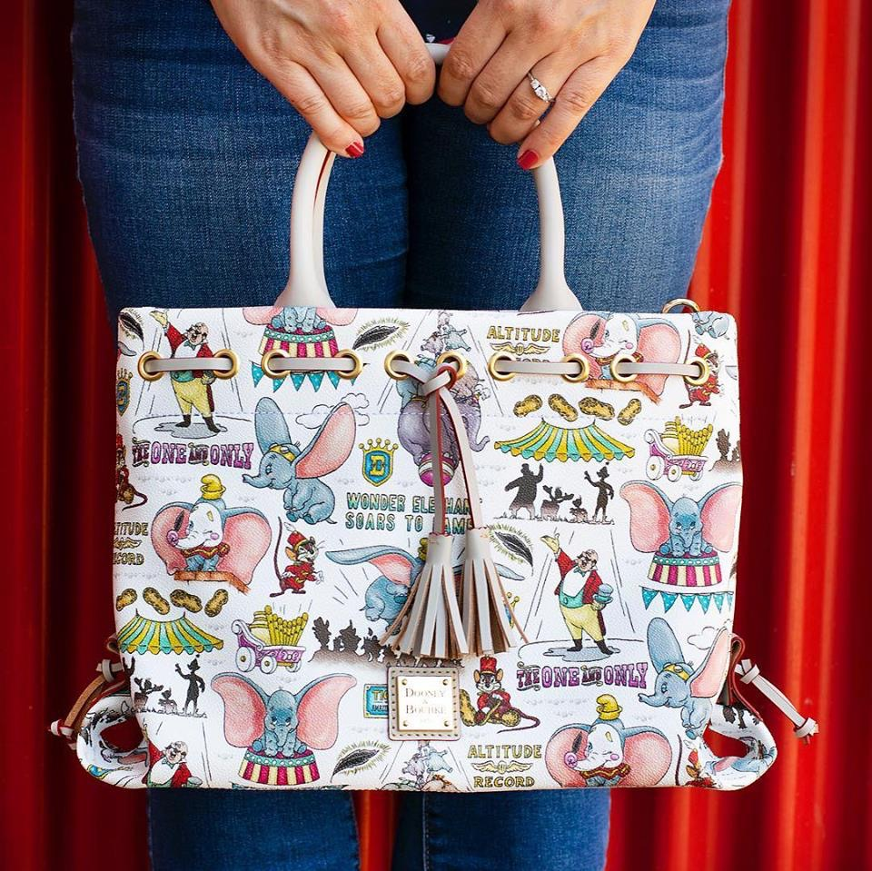 Dumbo Dooney and Bourke Bags and MagicBand, Now Online and at Disney Springs! 2