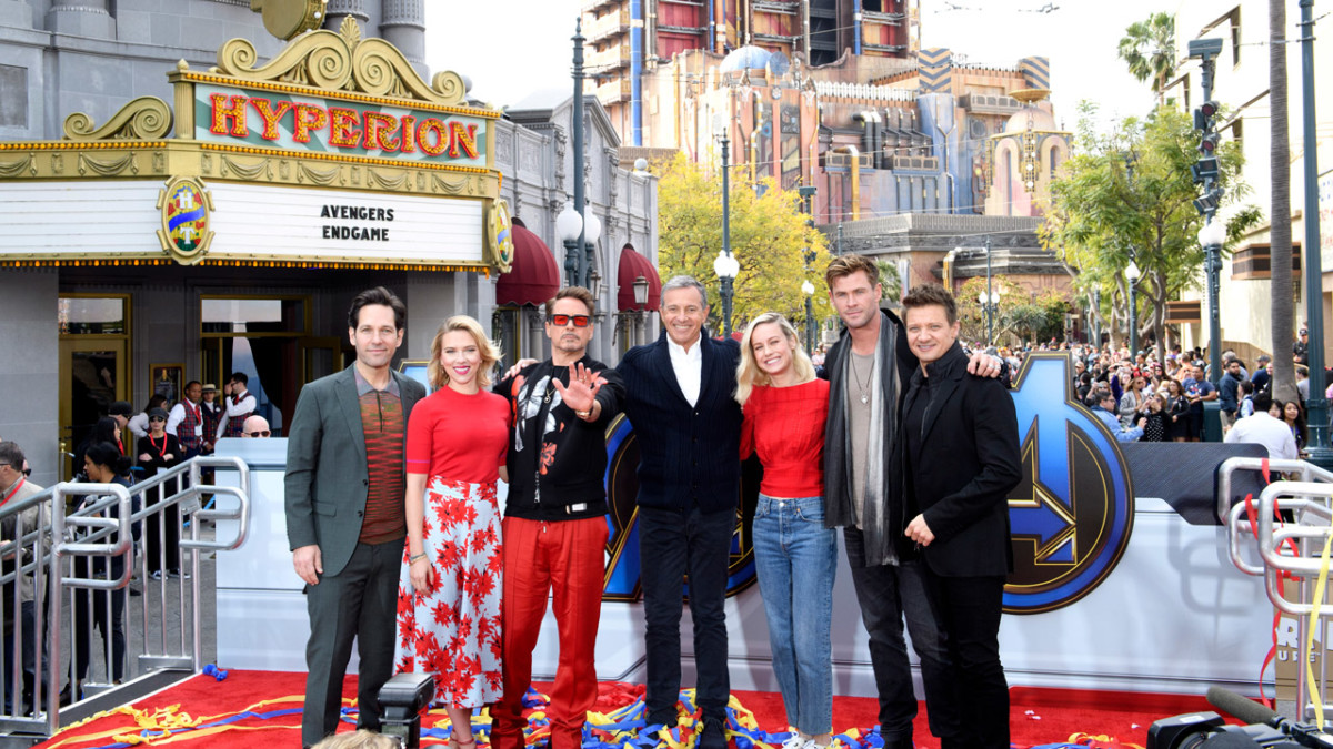 'Avengers: Endgame' Stars and Disney Team of Heroes Unite to Support $5 Million Donation to Benefit Children's Hospitals 1