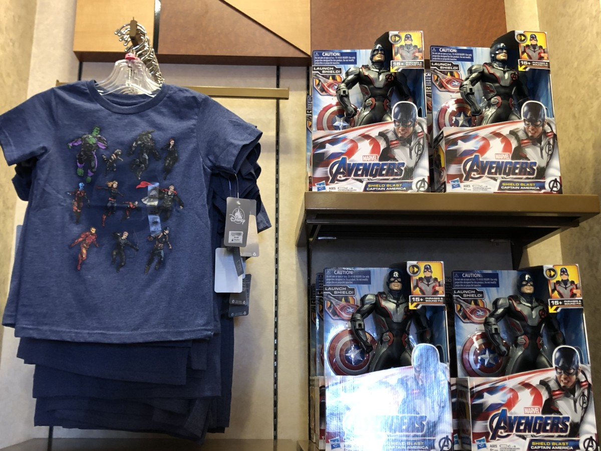 New Avengers Merchandise at Disney Parks! 3