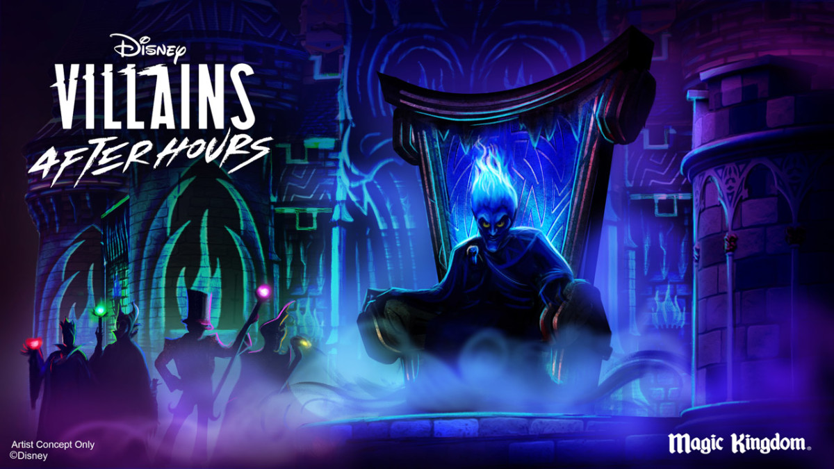 More Information About The Disney Villains After Hours Experience This Summer At The Magic Kingdom 2