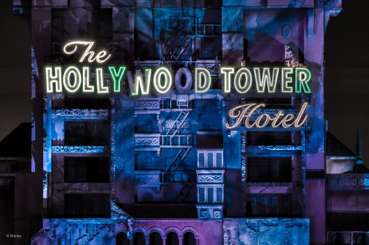 You'll Fall For The New Animated Magic Shot Now Available At The Twilight Zone Tower of Terror 25