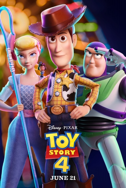 "Check Out The Final ""TOY STORY 4"" Poster & TV Spot 2"