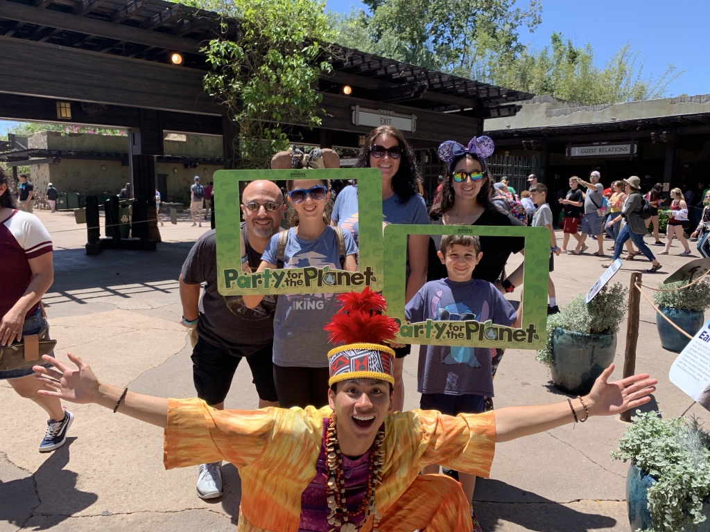 Party For The Planet At Animal Kingdom 4