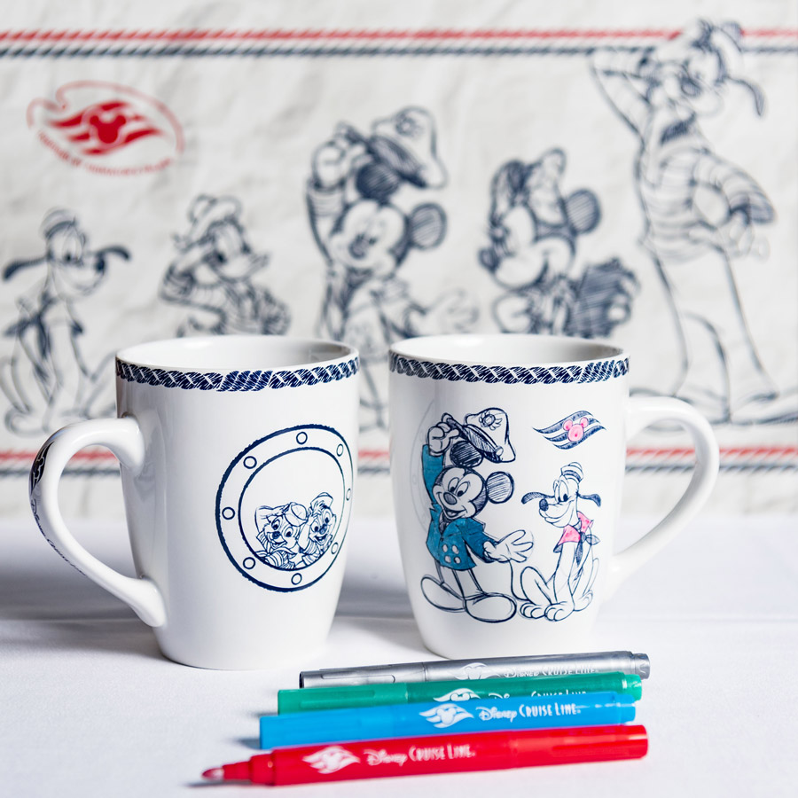 #DisneyStyle New Animator's Palate Merchandise on Disney Cruise Line 2