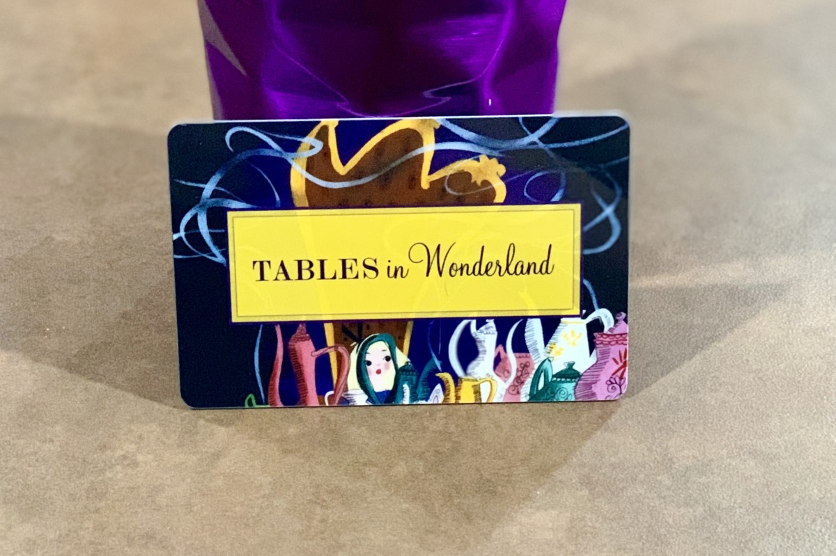 Tables In Wonderland Card 5