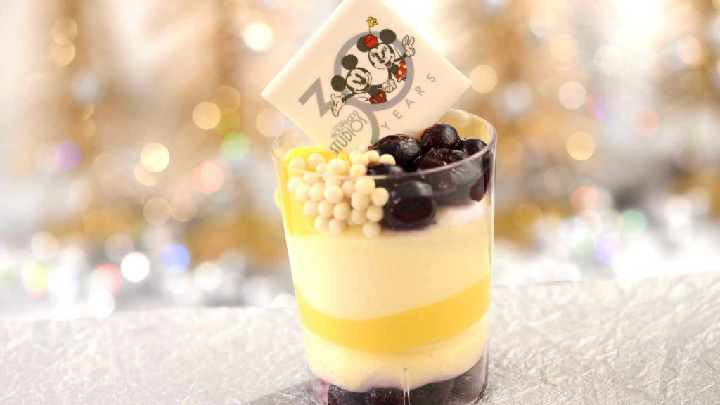 Lemon Blueberry Cheesecake Verrine from Catalina Eddie's at Disney's Hollywood Studios