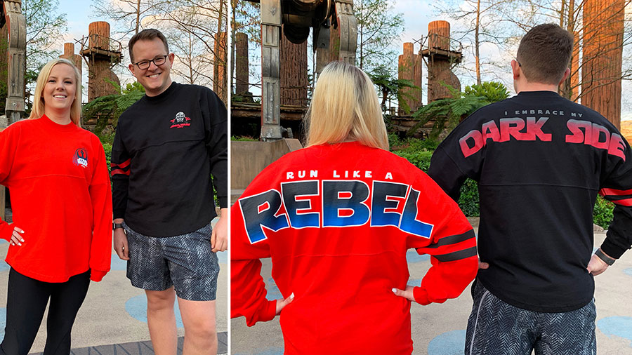 Celebrate Epic Rivalries with the 2019 Star Wars Rival Run Weekend Merchandise 12