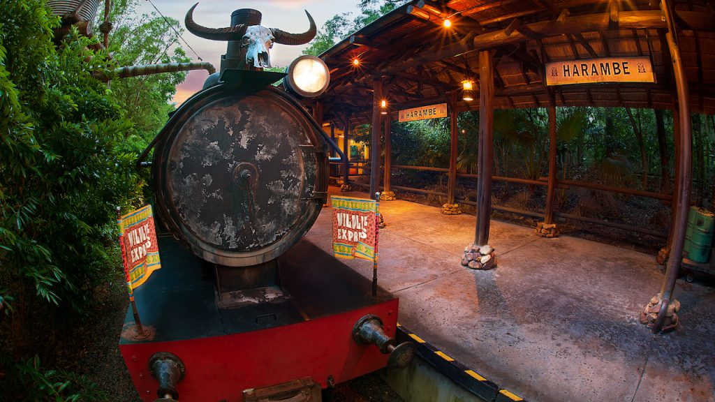 NEW Dining Experience: Harambe at Night Coming to Disney's Animal Kingdom 1