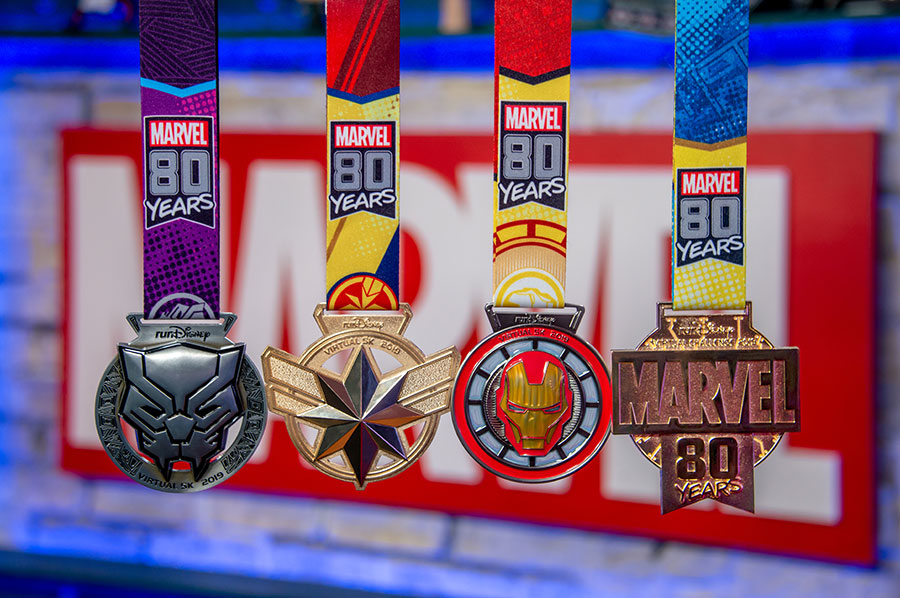 Attention Marvel Fans! runDisney Virtual Series Celebrates 80 Years of Marvel! 32