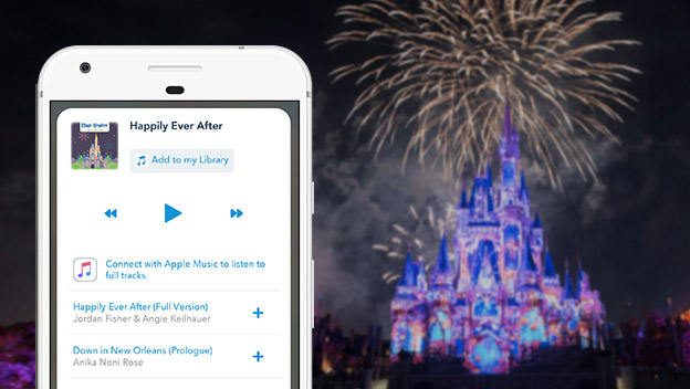 Available Now For Android Users: Magic Meets Music in the Play Disney Parks App 6