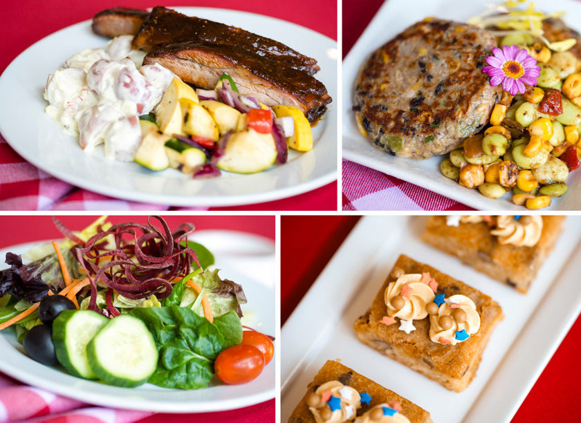 Celebrate the 4th of July with Woody's Roundup Barbecue Buffet at Disney's Contemporary Resort 2