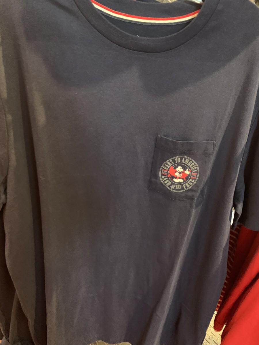 Patriotic Americana Merchandise Sails Into Disney Parks 19
