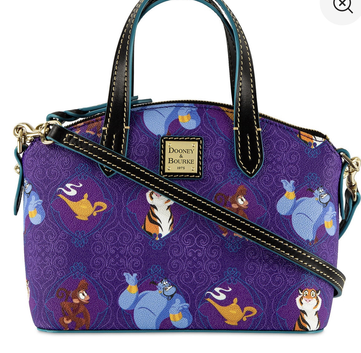 A Whole New World Of Dooney Bags Have Taken A Magic Carpet Ride To Disney 4