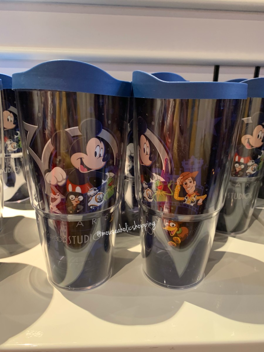 Brand New Merchandise For Disney's Hollywood Studios 30th Anniversary 10