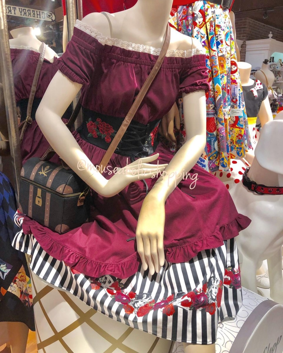 A Pirate's Life For Me In This New Dress and Handbag at Disney Parks 1