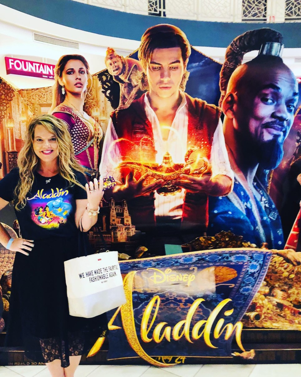 My Review of the New Live Action Aladdin Movie! #DisneyAladdin #Aladdin 2