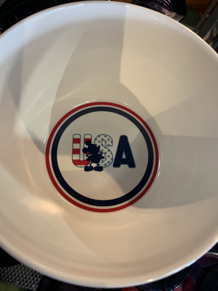 Patriotic Americana Merchandise Sails Into Disney Parks 13