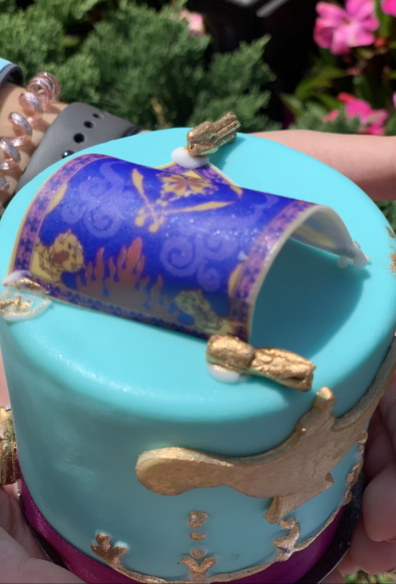 Aladdin's Petit Cake Will Show You A Whole New World 3