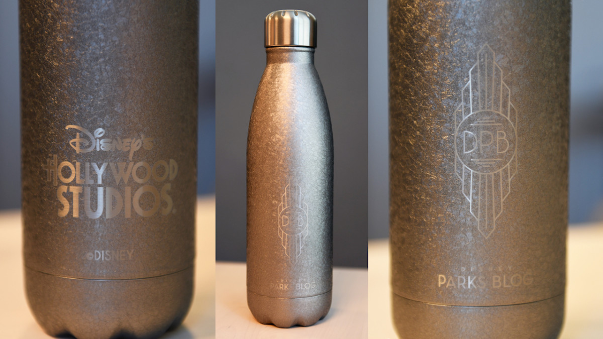 Celebrate the 30th Anniversary of Disney's Hollywood Studios with Special Water Bottle 3