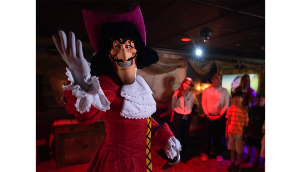 Captain Hook's Pirate Crew Now Open at Disney's Beach Club Resort 1