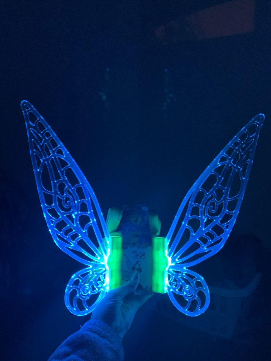 NEW Light Up Tinker Bell Wings Have All The Pixie Dust 4