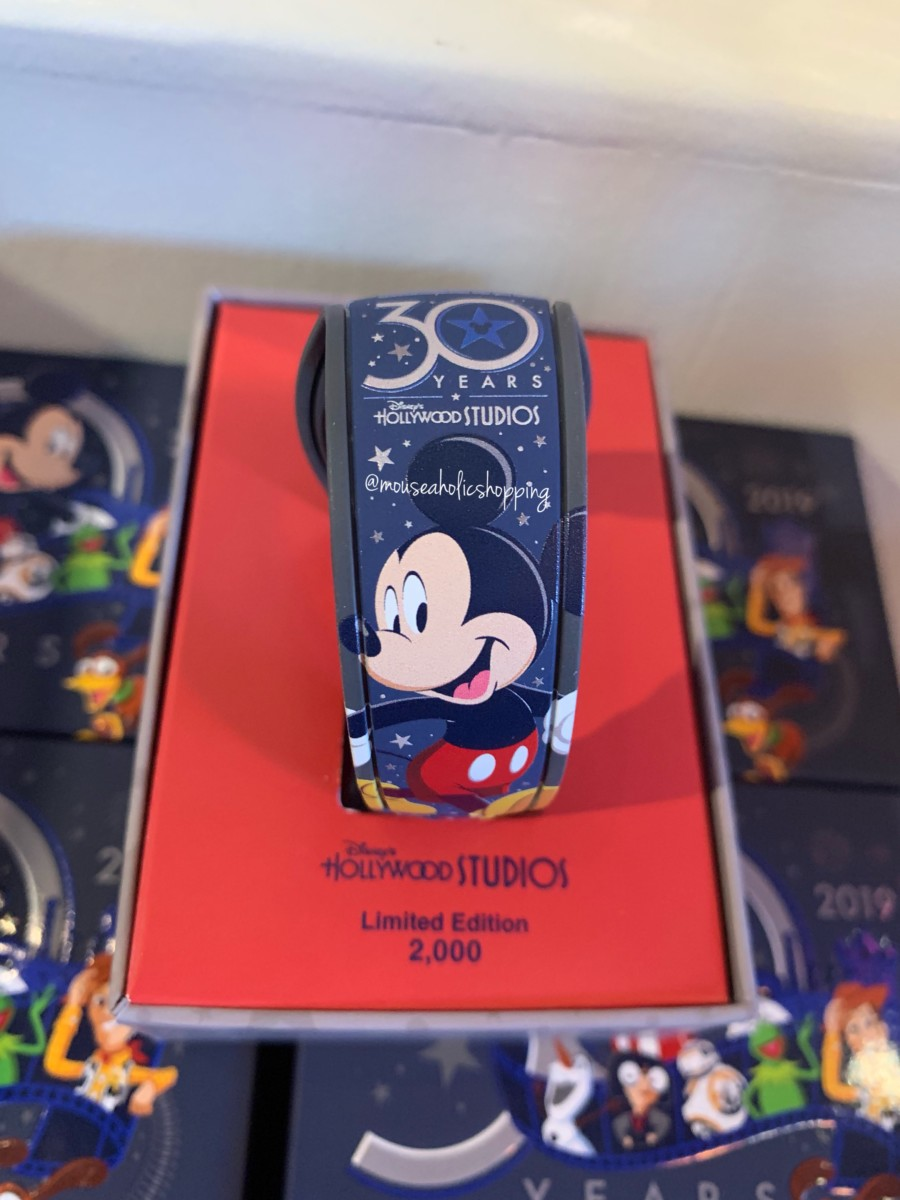 Brand New Merchandise For Disney's Hollywood Studios 30th Anniversary 12