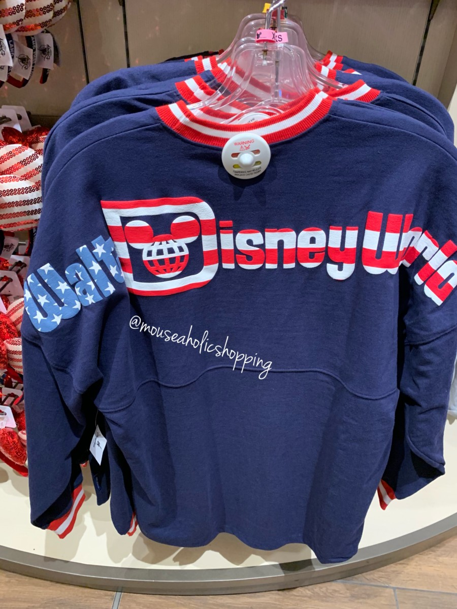 New Spirit Jerseys Have Headed Right To Walt Disney World 1
