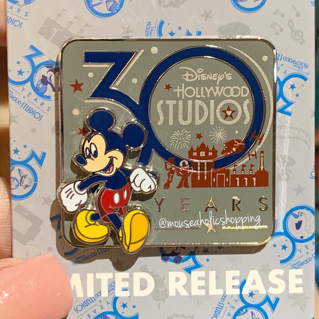 Brand New Merchandise For Disney's Hollywood Studios 30th Anniversary 8